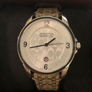 Coach Watch with original Box